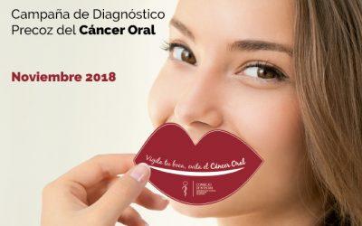 Campaña Diagnóstico Precoz del Cáncer Oral