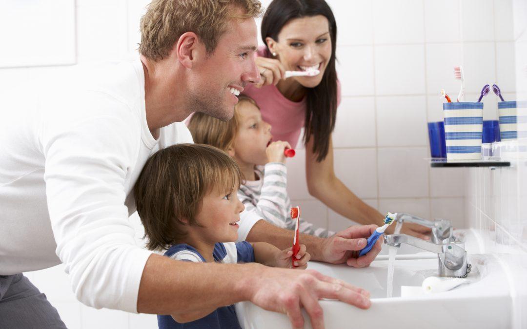 Cómo fomentar la salud dental en los niños
